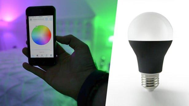 لامپ هوشمند SMFX که 27 سال عمر می کند