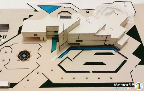 گلچینی از ماکت های ساخته شده در معمار98