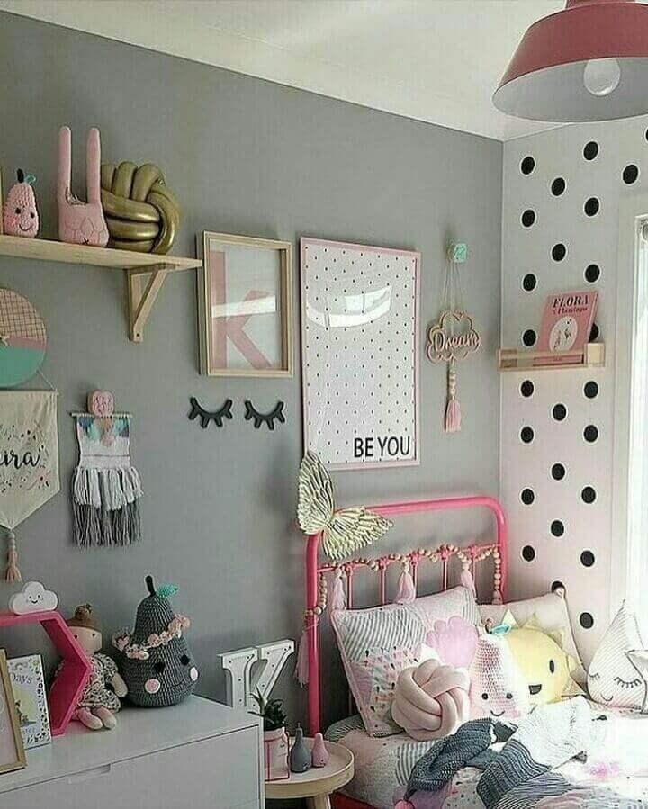 اتاق خواب کودک دختر