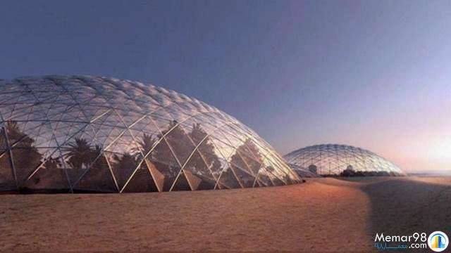 اماراتیها مریخ را به دبی میآورند!+تصاویر
