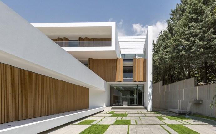 معماری خانه کبوتر لواسان/دفتر معماری فتوره چیانی