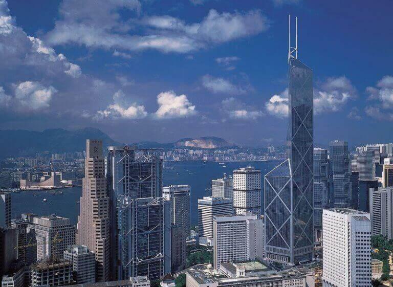 برج چین