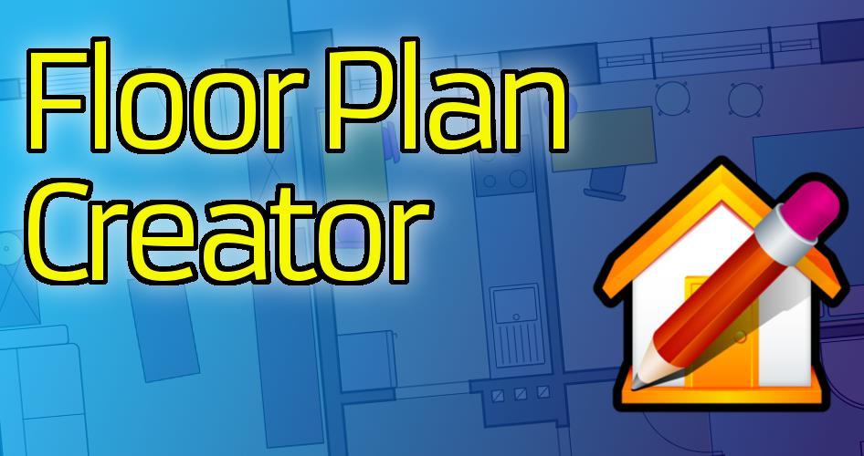 اپلیکیشن طراحی پلان floor plan creator