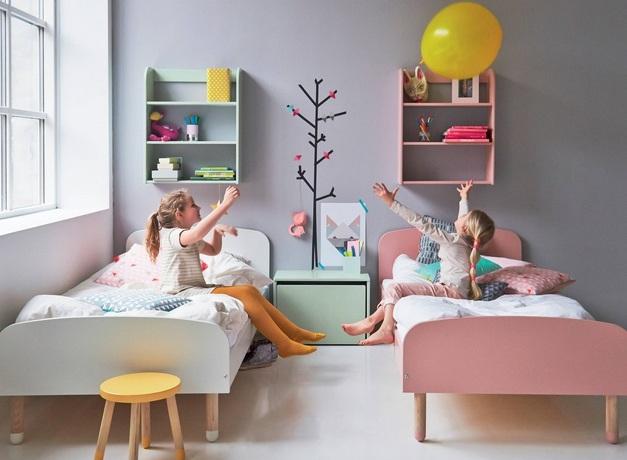 اتاق مشترک پسر و دختر